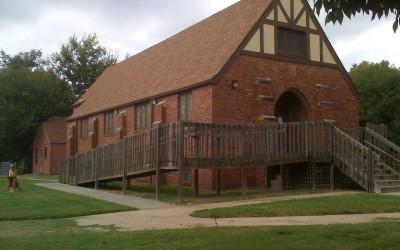 Trinity Lutheran Church at Hunter and Son in Salina KS