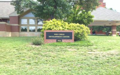 WSU Child Development Center at Hunter and Son in  Wichita, Kansas