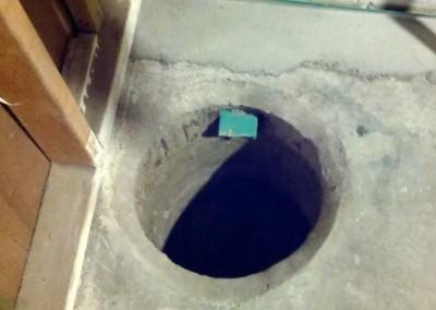 Basement Repair  at Hunter and Son in Kansas City, KS