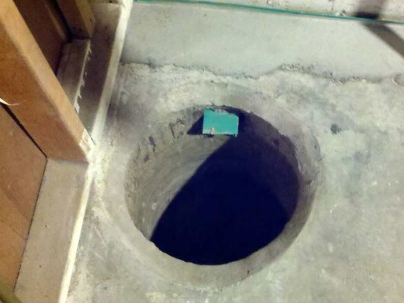 Basement Repair at Hunter and Son in Kansas City, KS