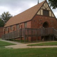Trinity Lutheran Church at Hunter and Son in Salina KS